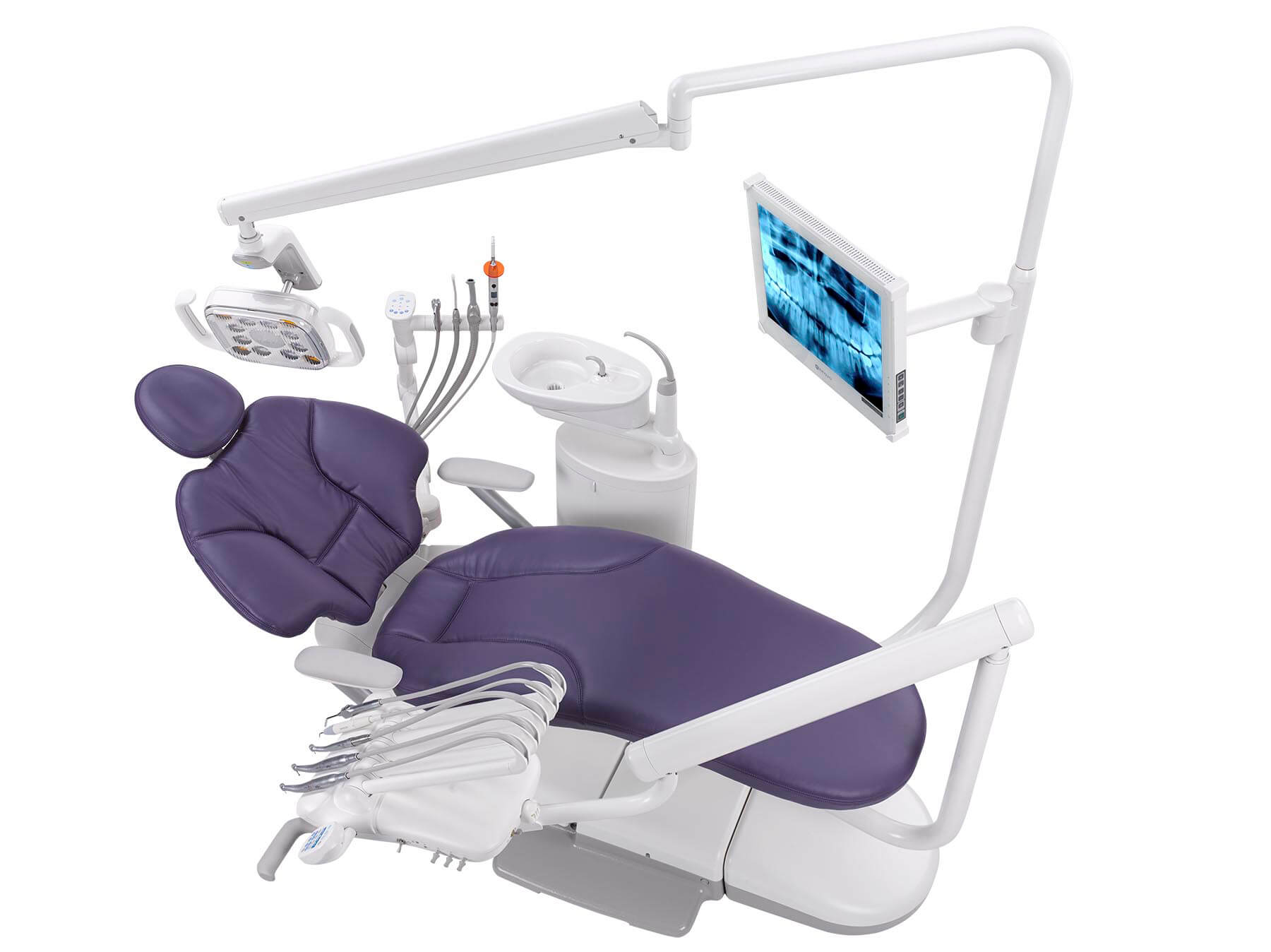 A Dec 400 Dental Chair Dental Equipment By Mckillop Dental